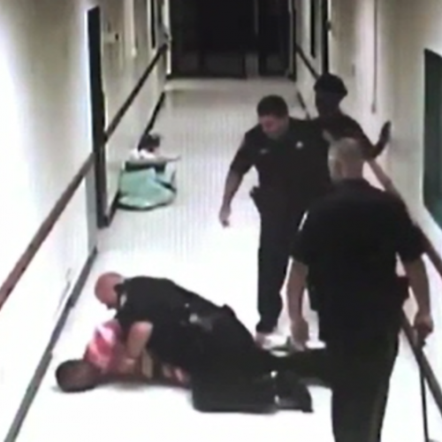 VIDEO: Florida Deputy Fired After Breaking Inmates Nose and Teeth