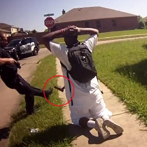 Balch Springs Man Tasered By Cops While Handcuffed Believes Officer Acted On Race