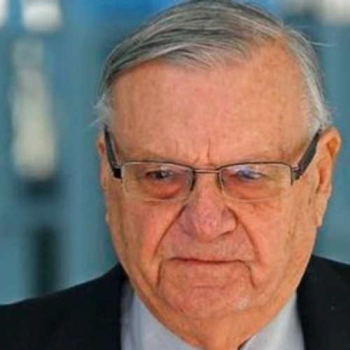Maricopa County Sheriff Joe Arpaio Found Guilty of Criminal Contempt of Court