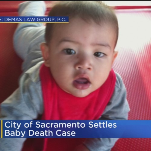 Sacramento Family Will Receive $9.75m After Baby Died in Police Car Crash