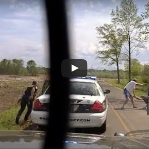 Video: Bradley County Sheriff Eric Watson Goes on Two State Manhunt for Wife's Bail Skip