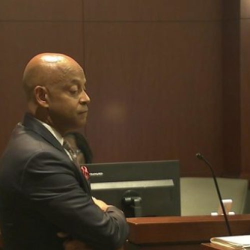 News Video: DeKalb Sheriff Banned From All City Parks as Part of Guilty Plea in Indeceny Case