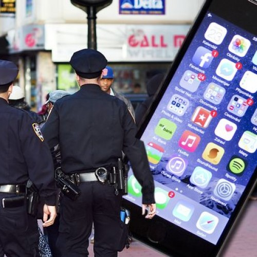 Cops Can Now Download Your Smartphone Activity In Just Seconds