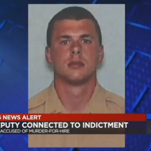Second Shelby County Sheriff's Office Deputy Named in Murder For Hire Plot