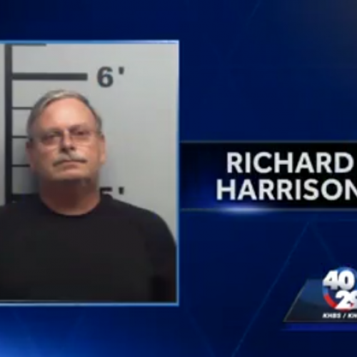 Benton Co. Deputy Richard Kevin Harrison Fired and Arrested for Sexual Assault