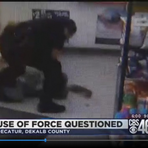 Video: DeKalb County Police Caught on Camera Beating Homeless Women
