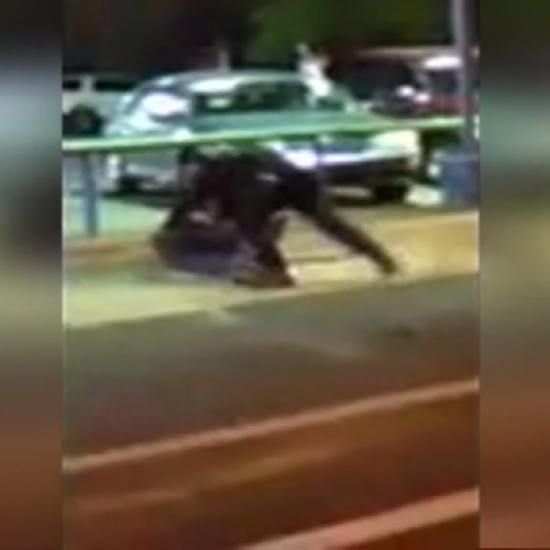 Arizona Man Says Police officers Attacked Him for Jaywalking