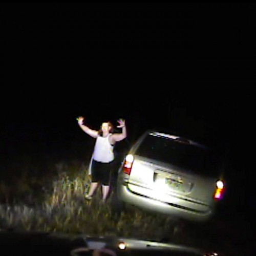 Dashcam Shows Nebraska Trooper Strike Drunk Driver With Butt Of His Rifle