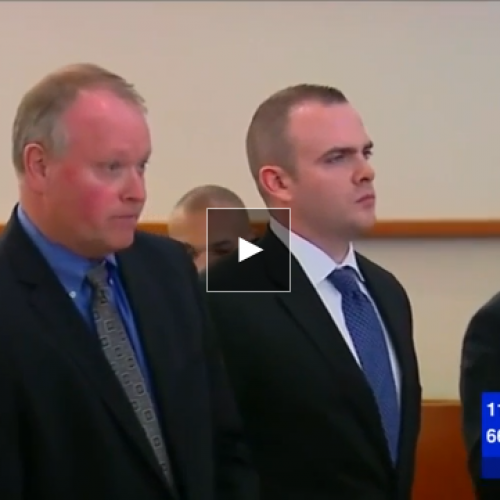 News Video: NYPD Sergeant in Court in Fatal Shooting of Woman in The Bronx