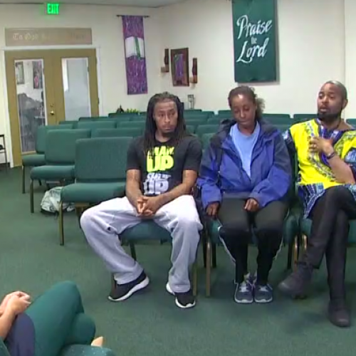Video: Charleena Lyles' Family Speak About New Police Body Camera Rollout in Seattle