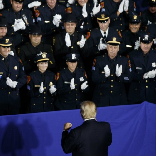 The Police Department Cheering On Trump's Call for Excessive Force Is Already Under Federal Oversight for Discrimination