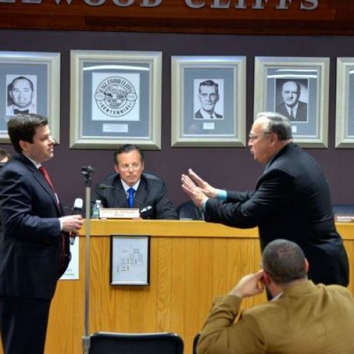 Englewood Cliffs Officials Accuse Police Chief of Disclosing Confidential Info