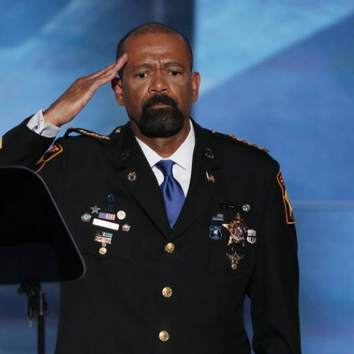 Sheriff David Clarke Sued By Family Of Man Who Died Of Thirst Inside His Jail
