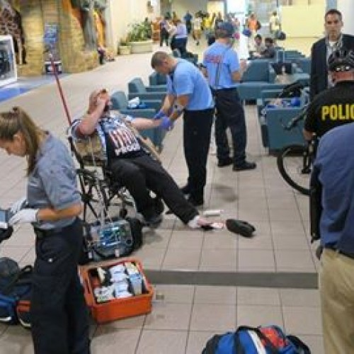 Kansas City Federal Agent on Vacation Shoots Himself in Foot at Crowded Orlando Airport