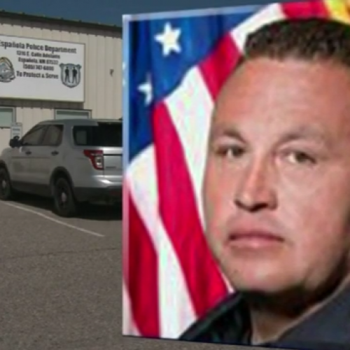 [WATCH] Española Police Chief Matthew Vigil Indicted in Two Child Abuse Cases