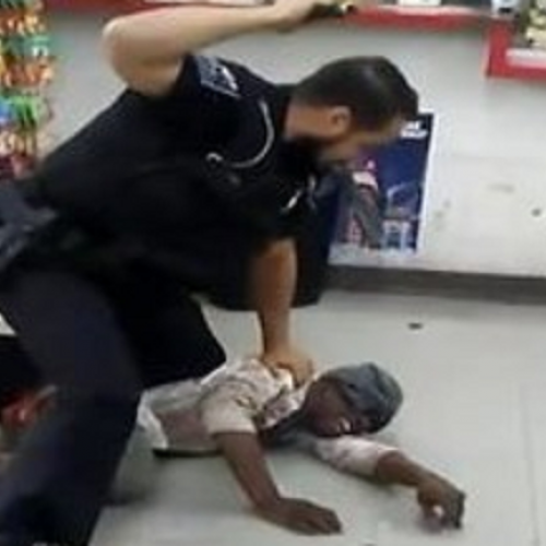 Video: Police Officer Who Beat Woman With Baton Had 14 Previous Use of Force Incidents
