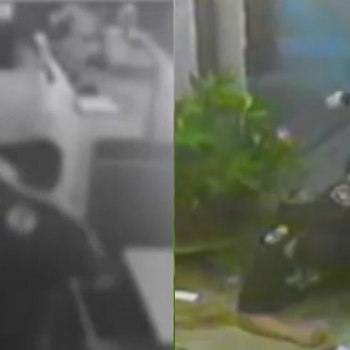 [WATCH] Officer Caught on Camera Fighting with Girlfriend Gets Wrongful Termination Payoff