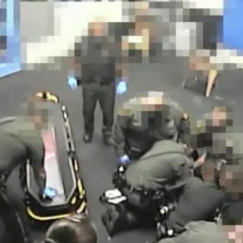 Videos Released by the Washoe County Sheriff's Office Depicts Fatal Struggle at Washoe Jail