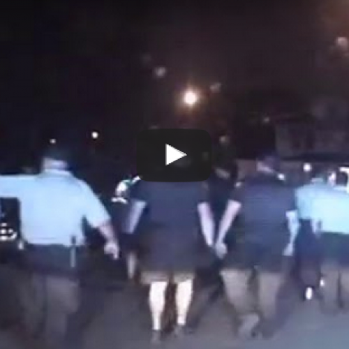 [WATCH] NJ Police Chief Suspended After Black Teens 'Herded Like Cattle' Out of Their Own Town