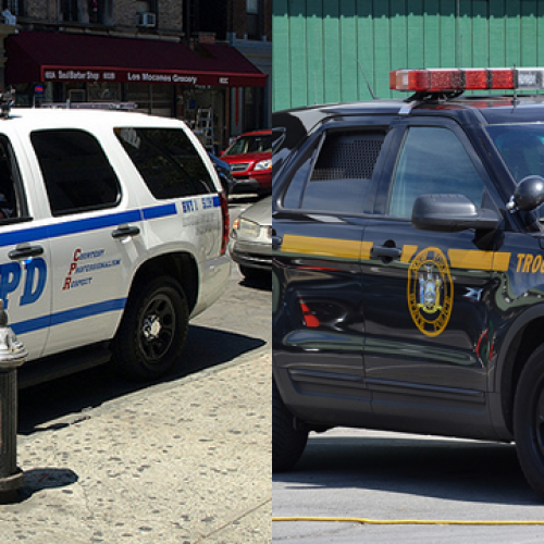 Tensions Rise From Threats of Retaliation After NYPD Arrest NYSP Trooper