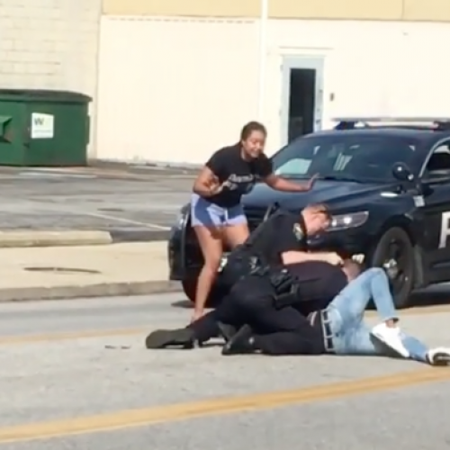 Euclid Police Officer Suspended After Beating Man During Traffic Arrest
