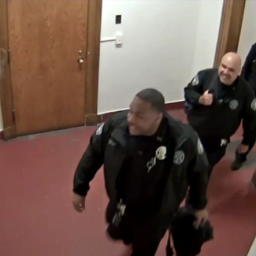 News Video: Denver Sheriff Department Employees Disciplined for Falsifying Timecards