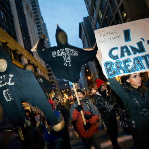 Review Board Recommends Stiffest Punishment for Officer in Eric Garner Case