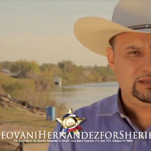 Texas Cop Who Said Town Was 'Infested' with Cartels Arrested For Working with Them
