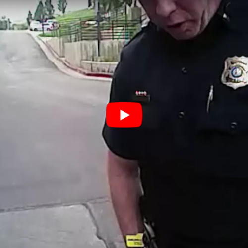 [WATCH] Bodycam Footage Suggests The Cop Who Violently Arrested a Nurse Had Orders to Back Down