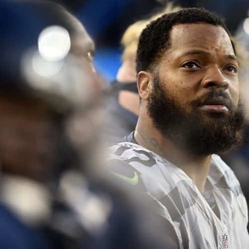 [WATCH] Seahawks Star Michael Bennett says Police Threatened to Blow His Head Off