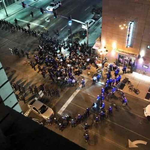 ACLU Sues City of St. Louis For Police Misconduct During Protests
