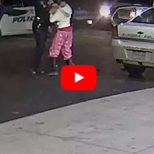 [WATCH] Woman Suing 3 Aurora Police Officers After Being Slammed to Ground and Choked