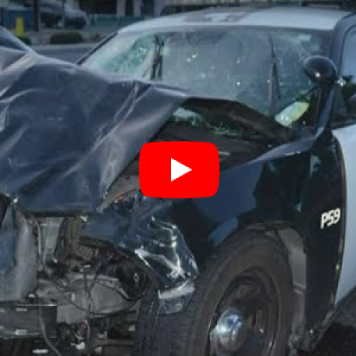 [WATCH] Albuquerque Cop Driving Double The Speed Limit Kills 6 Year Old in Intersection Crash