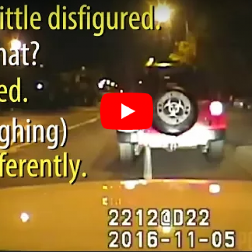 [WATCH] Police Hearing for Two Toronto Cops Who Mocked Girl With Down Syndrome Postponed