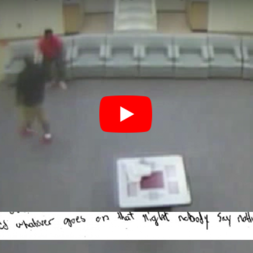 [WATCH] Cuyahoga County Juvenile Detention Center Guards Forced Inmates to Fight Each Other
