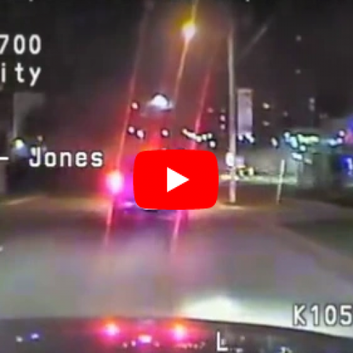 [WATCH] Iowa Cop Leaves Man Paralyzed During Traffic Stop