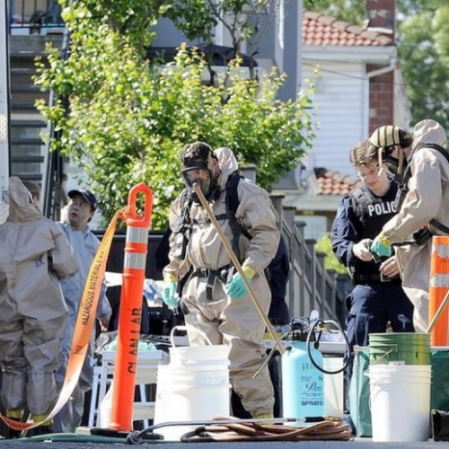 Evidence Seized in Meth Lab Raid Thrown Out Due to Police Misconduct