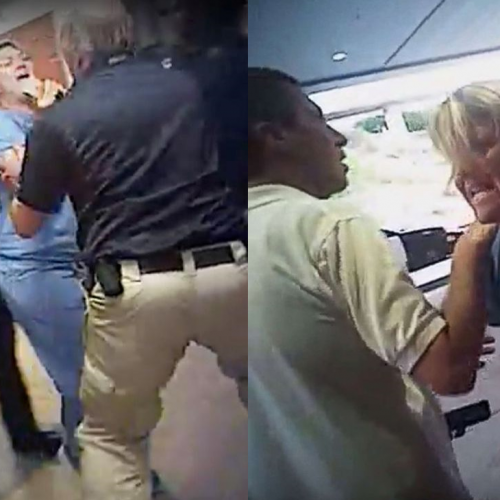[WATCH] FBI Probing Cop Who Unlawfully Arrested Nurse for Refusing to Draw Blood