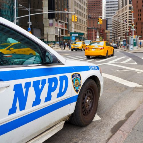 Off-Duty NYPD Sergeant Arrested After Pulling Gun On Cyclist