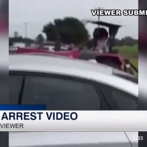 [WATCH] Louisiana Man Dies After Being Tased And Taken To The Ground By Police