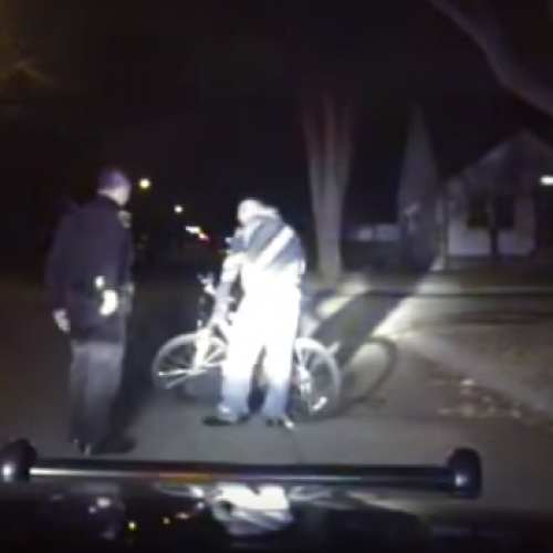 [WATCH] Michigan Cops Attack Mentally Ill Man in Disturbing Dash Cam Video