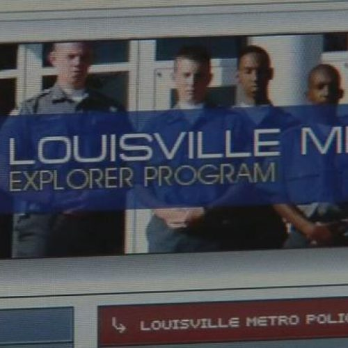 [WATCH] Teenage Girl Says Louisville Cop Coerced Her Into Having Underage Sex