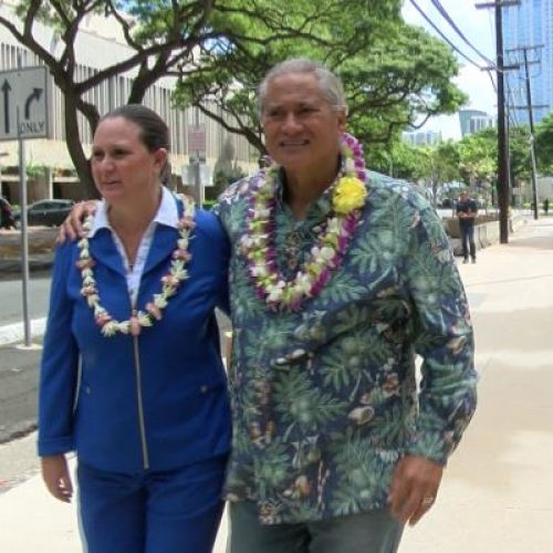 Honolulu Police Department Chief and Prosecutor Wife Arrested