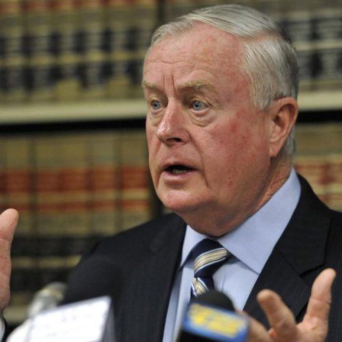 [WATCH] Suffolk County DA Thomas Spota Indicted in 2012 Police Brutality Cover-Up
