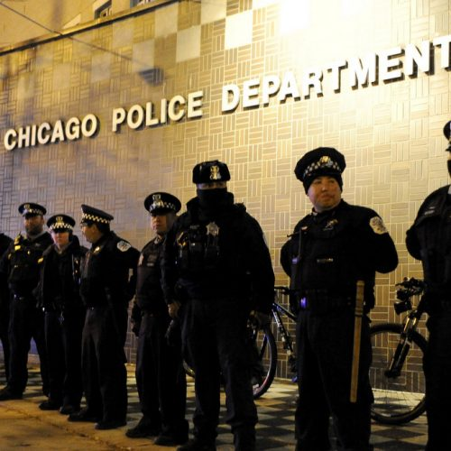 ACLU Lawsuit Alleges Chicago Police Brutality 'Magnified For People With Disabilities'