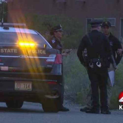 [WATCH] New Mexico Police Officer Runs Over and Kills Elderly Woman