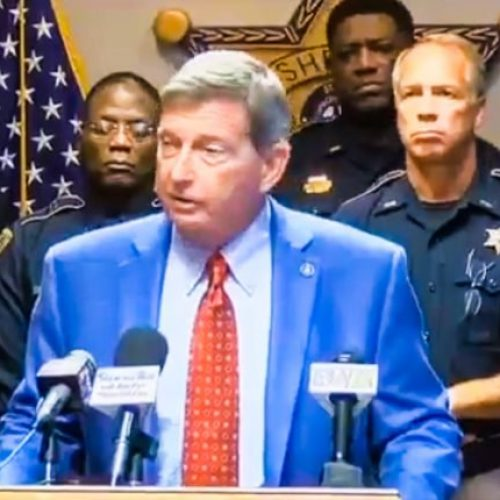 [WATCH] Louisiana Sheriff Rages Against Releasing 'Good' Prisoners Because 'We Use Them to Wash Cars'