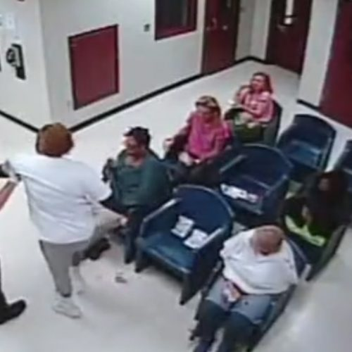 [WATCH] Montgomery County Settling Jail Lawsuit After 60-Year-Old Woman Slammed to Ground For Asking For Milk