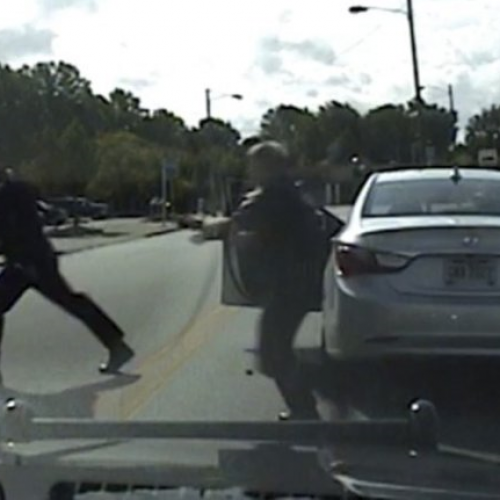 [WATCH] Euclid Police Officer Involved in Violent Arrest Fired