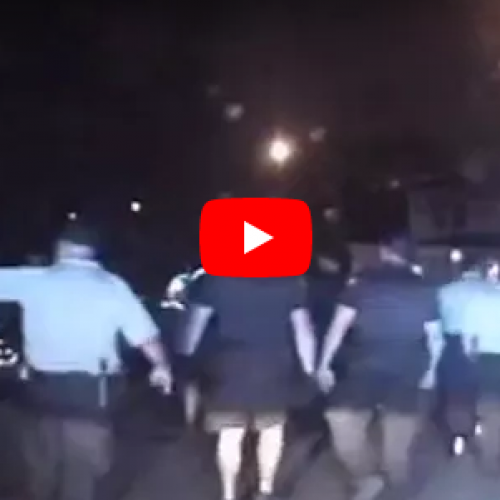 [WATCH] Toll So Far For Town's 1 Awful Night: 2 Ousted Cops, $280K And a Lawsuit